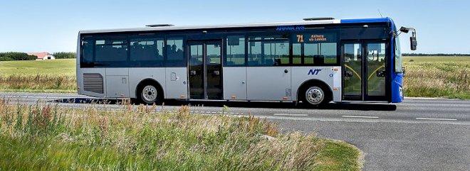 Gratis taxa til unge der ikke bryder sig om busplanen