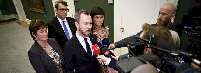 Corona ramte Danmark mens løsgående mail ramte udligningsforhandlingerne