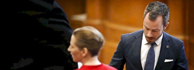 Statsministeren inviterer Ellemann-Jensen til forsoning