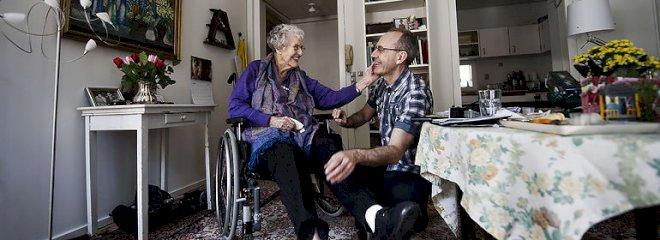 Plejehjemsbeboere har i voksende tal glæde af fast læge