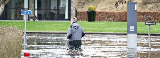 Kommuner kræver penge for at løse vandproblemer