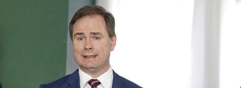 Finansminister Nicolai Wammen (S): Vi er parat til at tage alle nødvendige skridt for at få Danmark igennem coronavirussen