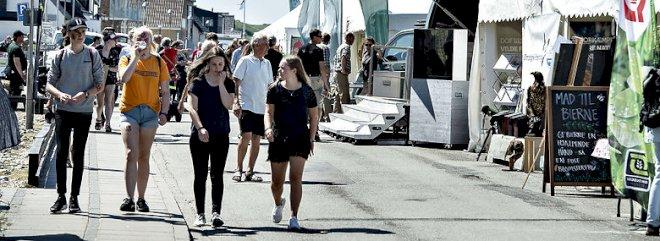 Arrangører kan nu søge håndsrækning for coronalukkede arrangementer