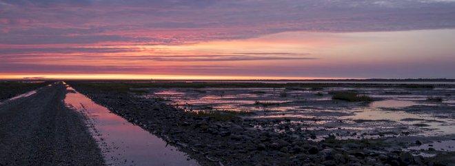 Esbjerg arbejder på Mandø som Dark Sky Place