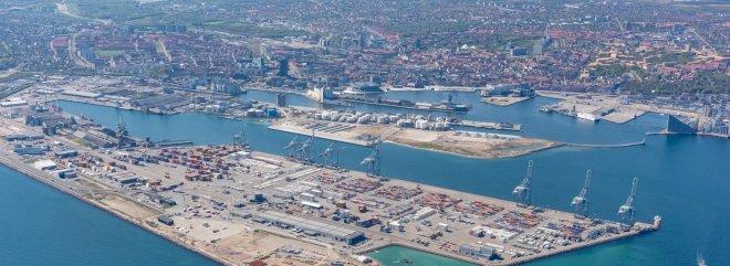 Aarhus Havn fremrykker investeringer for to mia. kr.
