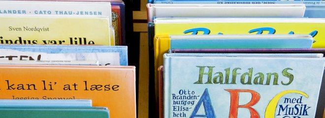 Biblioteker leverer takeaway-læsning
