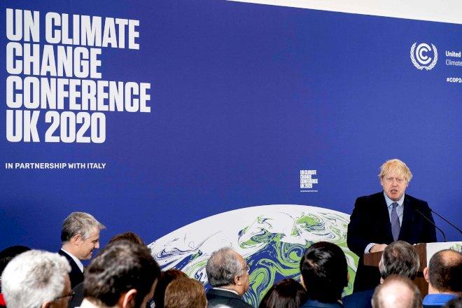 COP26 udskydes til 2021 på grund af corona