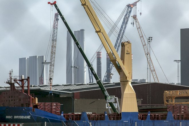 Danske havne er klar til nye havmølleparker