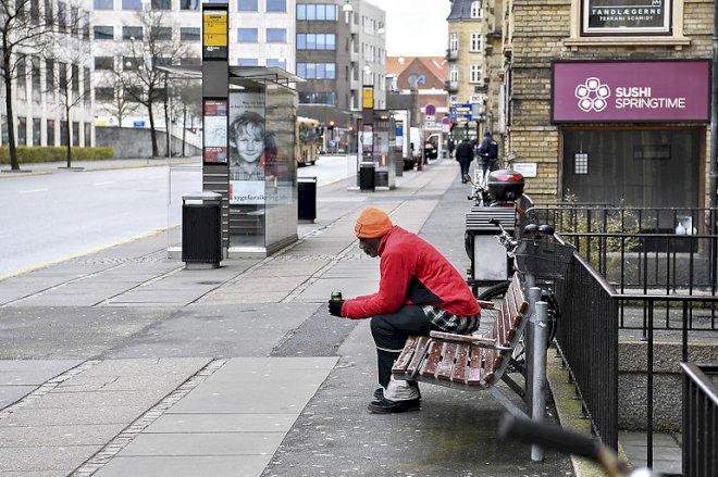Små 300 hjemløse i Aarhus testet. Alle viste sig at være corona-fri