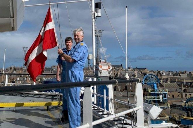 Fire offshore-skibe kommer under DIS-ordning