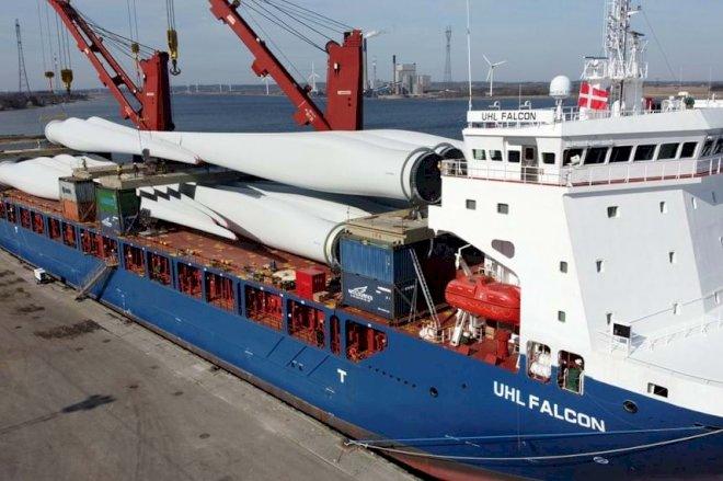 Scan Global Logistics sejler komponenter fra Aalborg til Taiwan