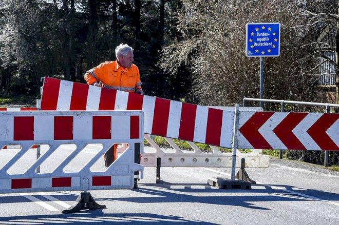 Tyskland åbner trinvist sin grænse til Danmark 15. maj