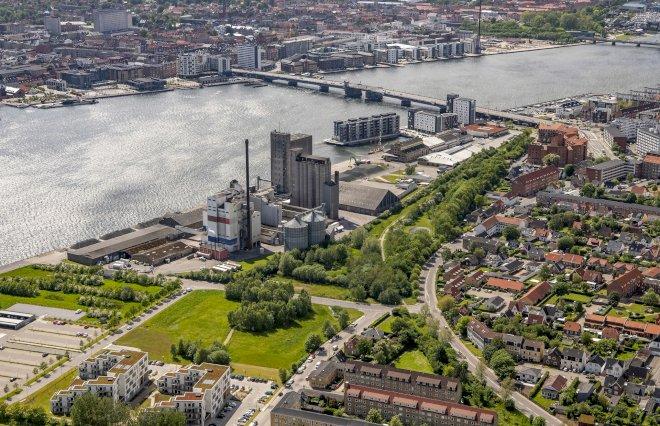Aalborg på vej mod overtagelse af stor industrigrund ved havnen