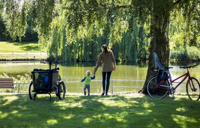 Kursus til førstegangsforældre på Frederiksberg er godt for parforholdet