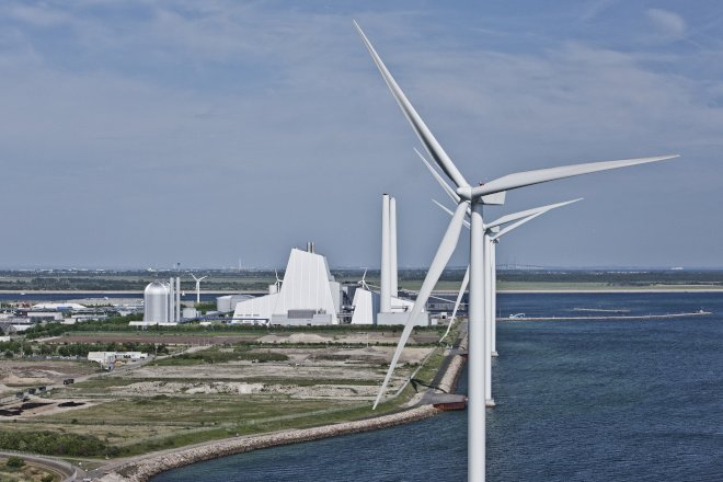 Regeringen vil oprette to energiøer inden 2030