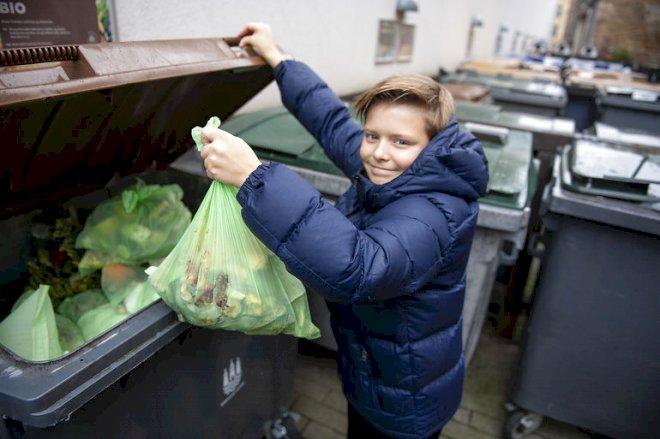 Silkeborg klarer sig bedst i at sortere affald
