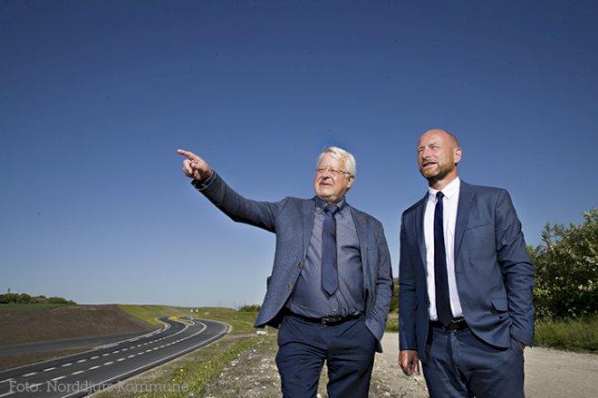Borgmester og havnedirektør vil have energi-fokus på Kattegat