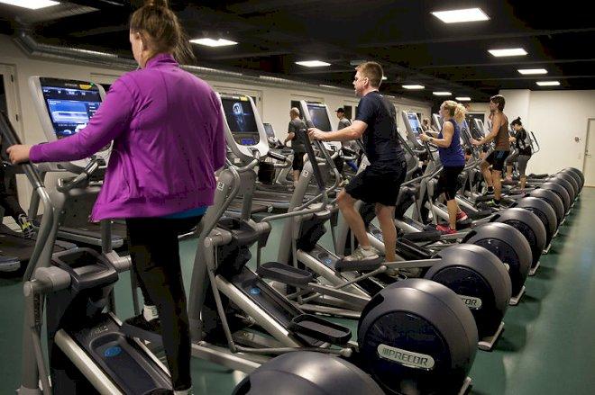 Motionsrum til ansatte er ok, men ikke til deres familier