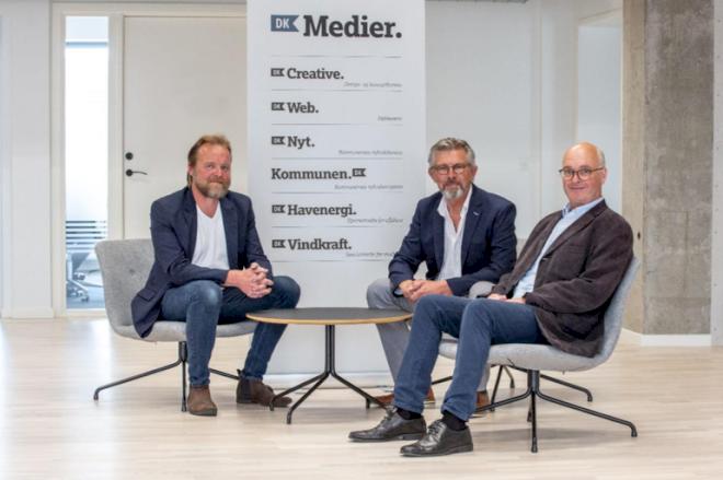 DK Medier udvider