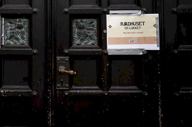 De østdanske rådhuse fortsat lukkede - næsten