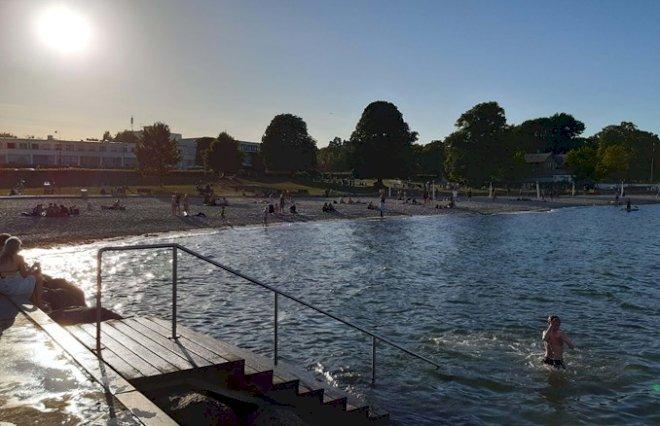 Seks nye strande med rent badevand