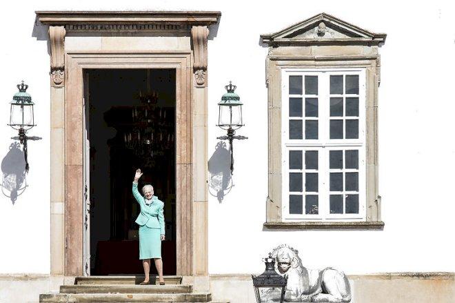 Fem kommuner udvalgt til at fejre dronningen