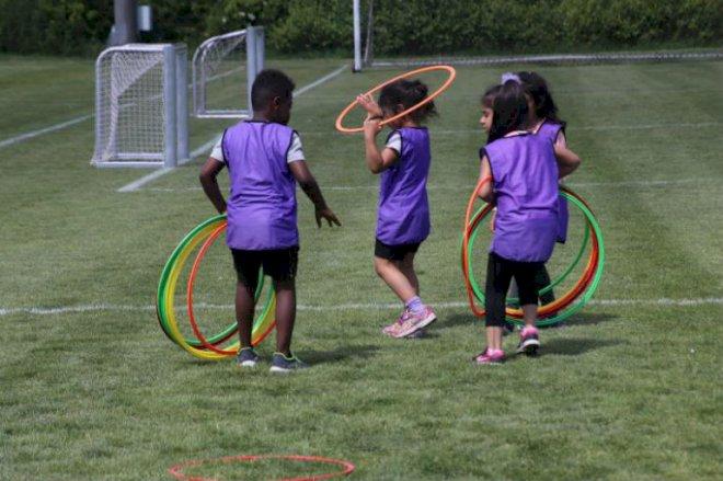 Børn fra udsatte boligområder skal dyrke idræt