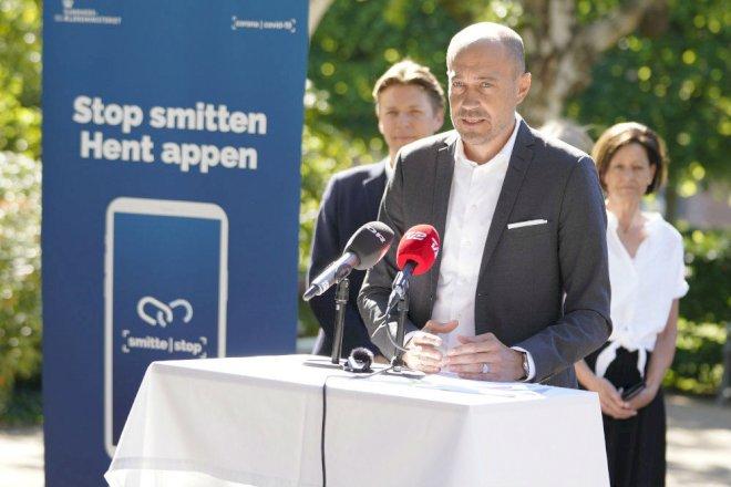 Så er den danske coronaapp lanceret