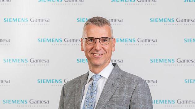 Siemens Gamesa fyrer topchef