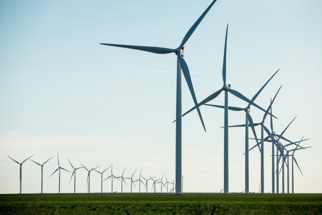 Pensionskasser investerer 1,2 mia. kr. i amerikansk vind-projekt