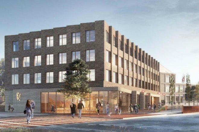 Vordingborg vælger arkitekter til rådhusbyggeri