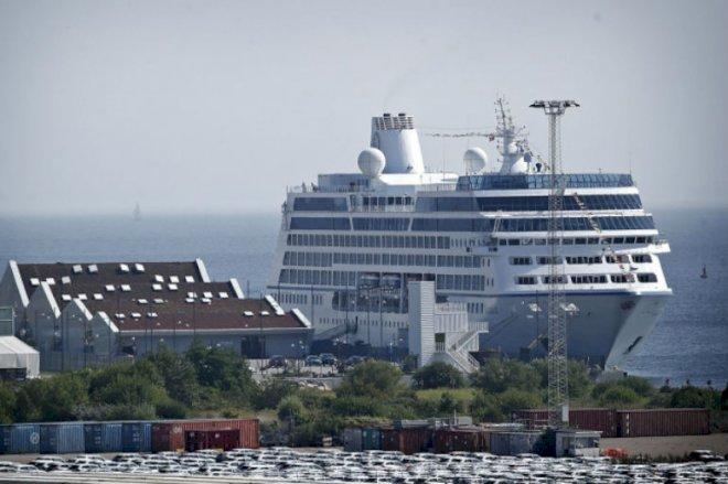 Krydstogtskibe har grønt lys til at forurene i kommunale havne