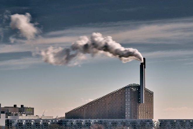 CO<sub>2</sub>-fangst på Amager Bakke skal hjælpe København til at nå klimamål