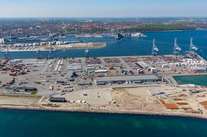 Coronakrisen rammer omsætningen hos Aarhus Havn