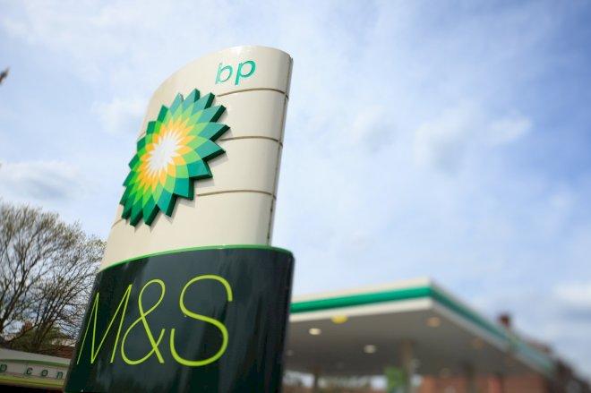 BP i trecifret milliard underskud