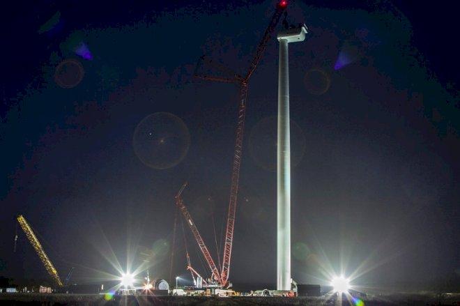 5,1 GW ny vindenergi i Europa i første halvår af 2020