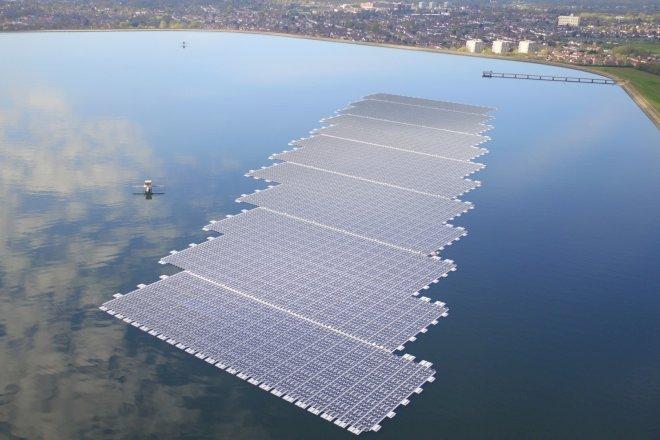 BP vil have 50 GW grøn energi og 40 pct. færre fossile brændstoffer i 2030