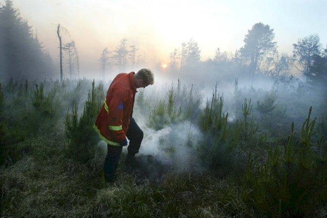 Forbud mod afbrænding udebliver trods hedebølge