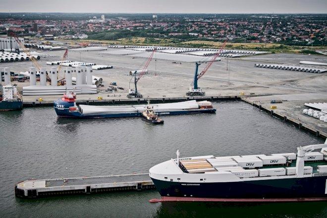 Esbjerg Havn udvider med 1,3 mio. kvadratmeter