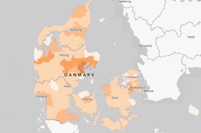 83 nye smittede, flest i København