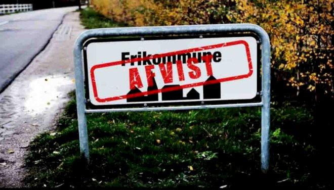 Frikommune-fiasko: Kun to forsøg godkendt