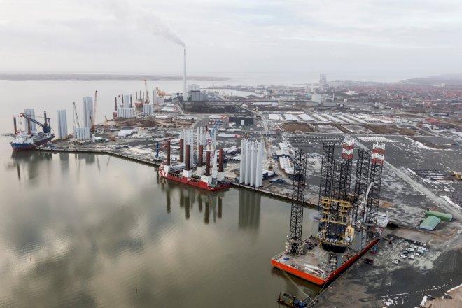 Esbjerg Havn digitaliserer klimaindsatsen med amerikansk partnerskab