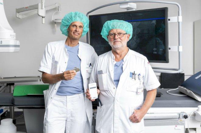 Pacemaker-patienter konsulteres med telemedicin