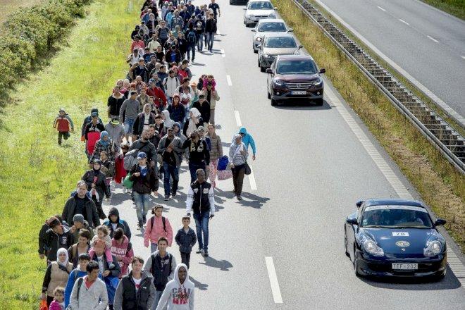 Fem år efter: Kun fire ud af ti flygtninge er i beskæftigelse