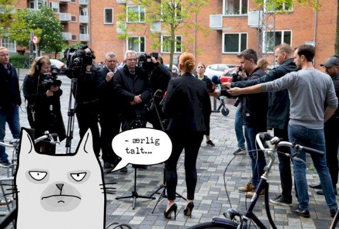 Et farligt spil for Venstre