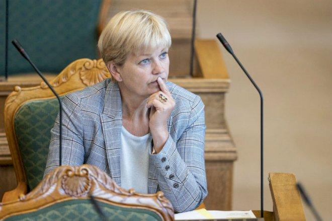Eva Kjer Hansen vil være borgmester i Kolding