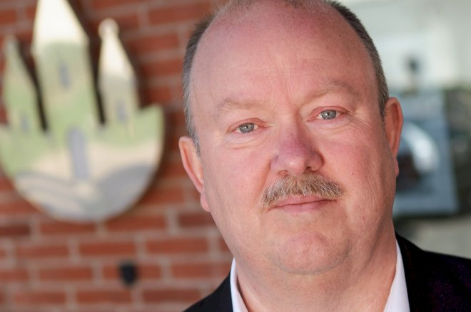 Randers vicekommunaldirektør Erik Mouritsen går på pension