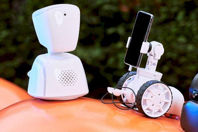 Lungesyge børn og unge tilbydes skole-hjem-robotter