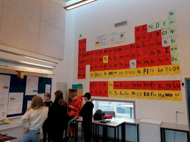 Skole i Støvring blev landets bedste til at lave Naturvidenskabsfestival