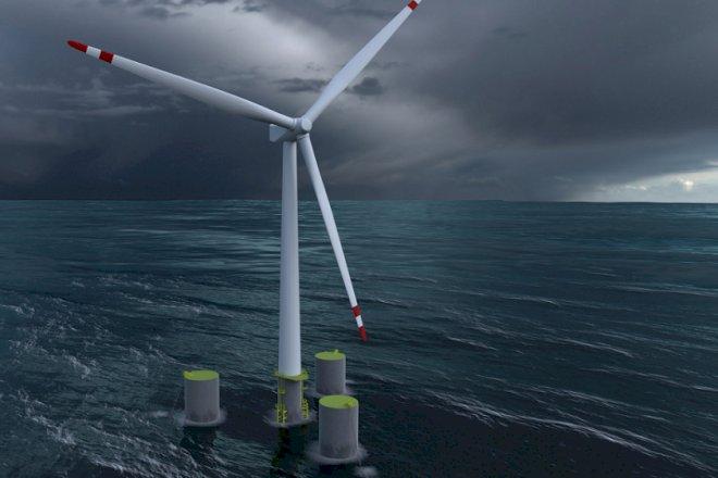 Iberdrola sætter gang i 10 MW flydende havvindmølle-projekt